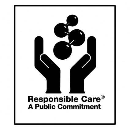 free vector Responsible care 3