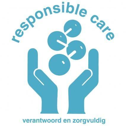 free vector Responsible care 2