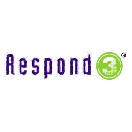 Respond 3