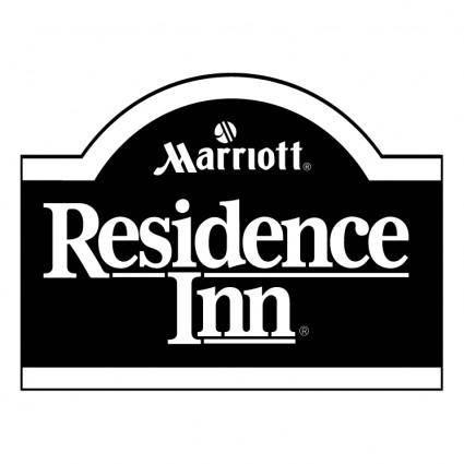 free vector Residence inn 0