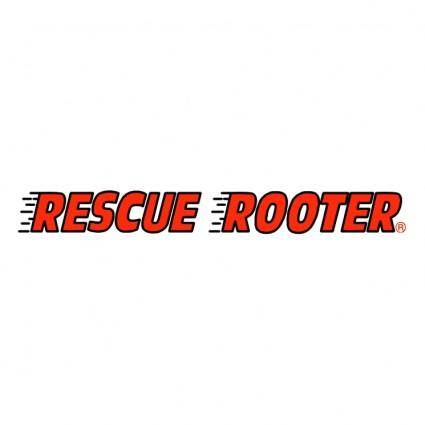 free vector Rescue rooter