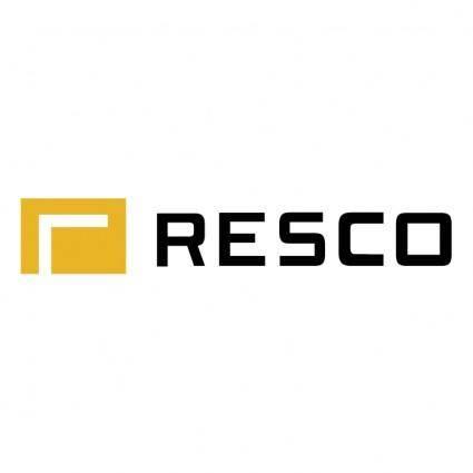 free vector Resco