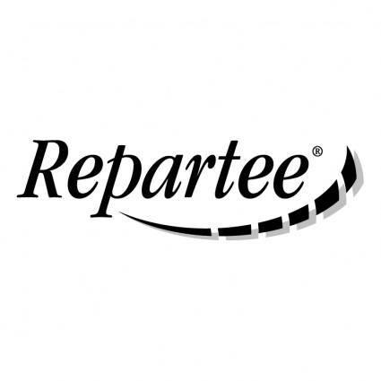free vector Repartee 0