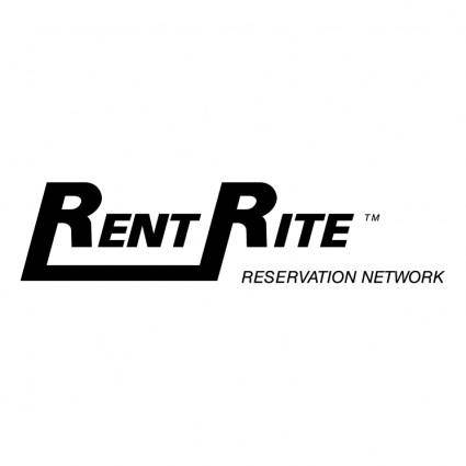 free vector Rent rite