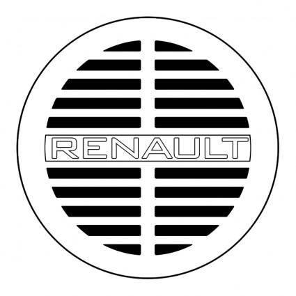 free vector Renault 4