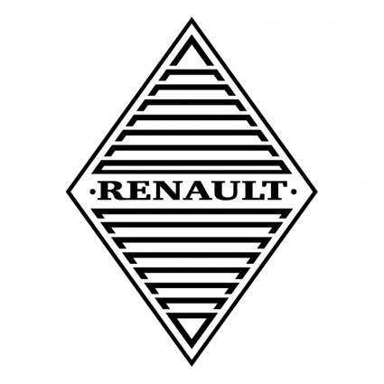 free vector Renault 2
