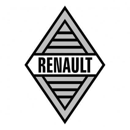 free vector Renault 1