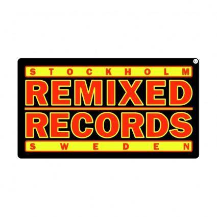 Remixed records
