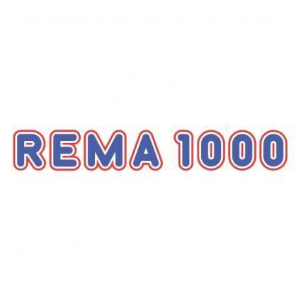 Rema 1000