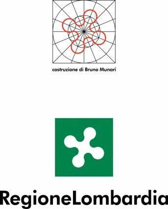 free vector Regione lombardia
