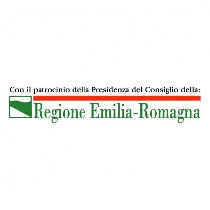 free vector Regione emilia romagna