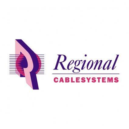 Regional cablesystems