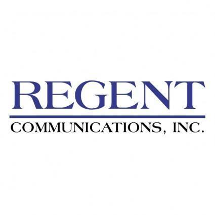 free vector Regent communications