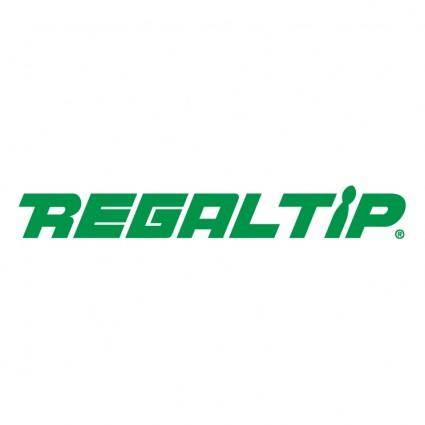 free vector Regal tip