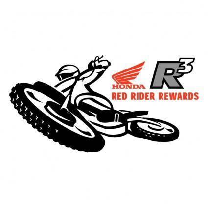 free vector Red rider rewards
