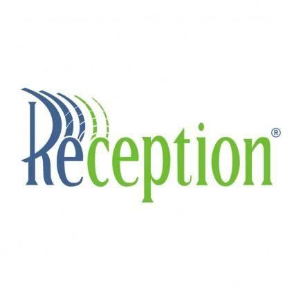 free vector Reception