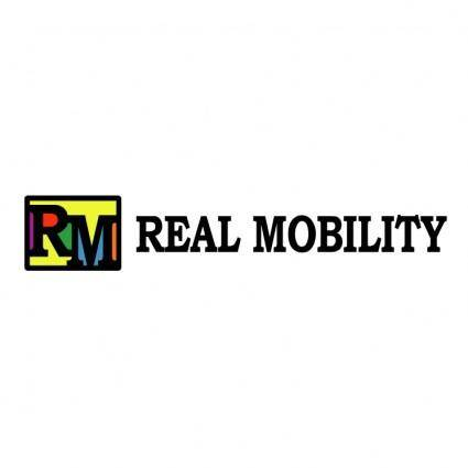free vector Real mobility
