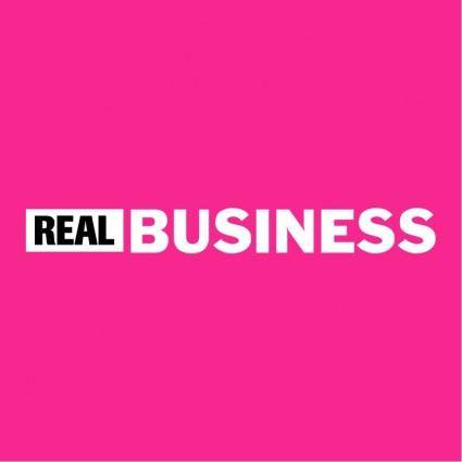 free vector Real business