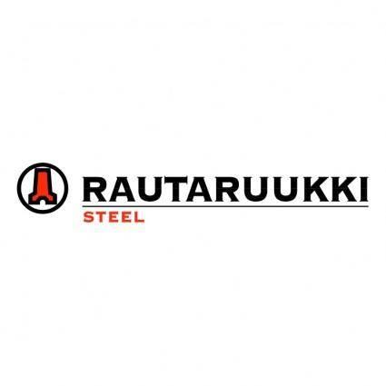 free vector Rautaruukki steel