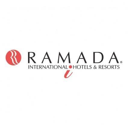 free vector Ramada international hotels resorts 1