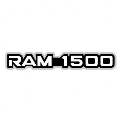 Ram 1500 0