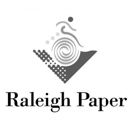 Raleigh paper