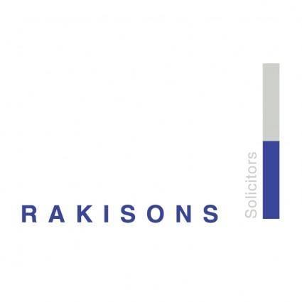 free vector Rakisons solicitors