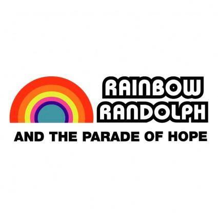 free vector Rainbow randolph