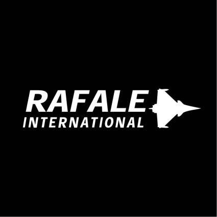 free vector Rafale international