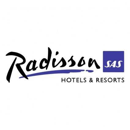 free vector Radisson sas