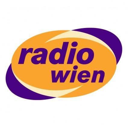 free vector Radio wien