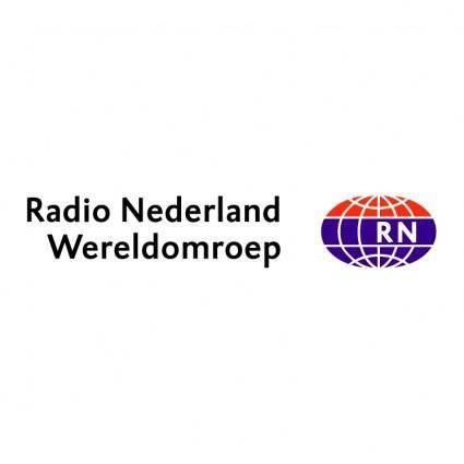 free vector Radio nederland wereldomroep