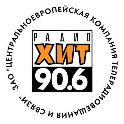 free vector Radio hit 906 fm