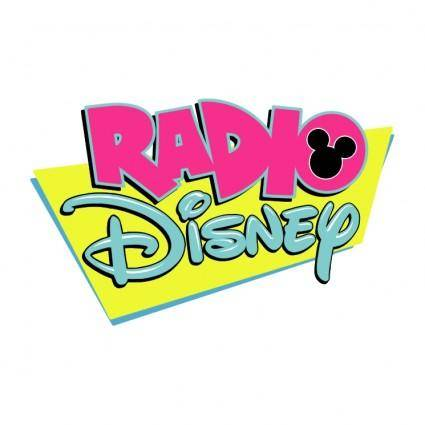 free vector Radio disney