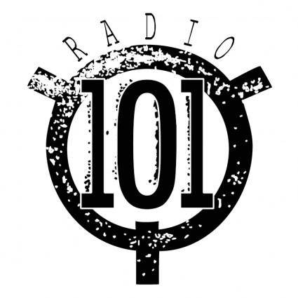free vector Radio 101 0