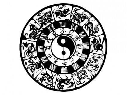 free vector Zodiac classical vector