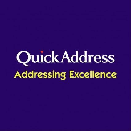 free vector Quickaddress