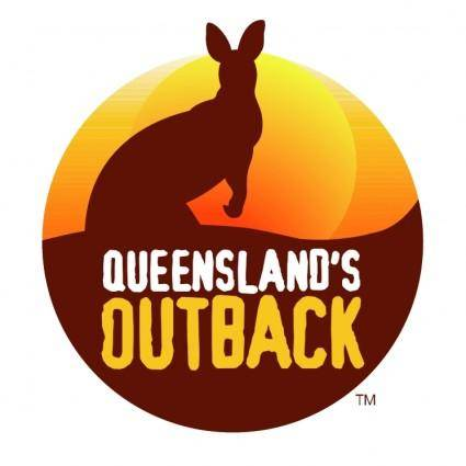 free vector Queenslands outback