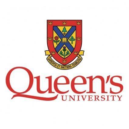 free vector Queens university 1
