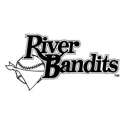 free vector Quad city river bandits