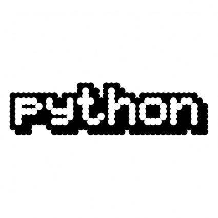 free vector Python 0