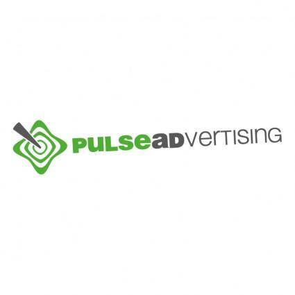 free vector Pulse advertising