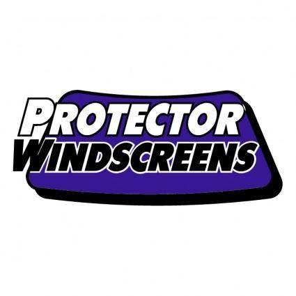 Protector windscreen