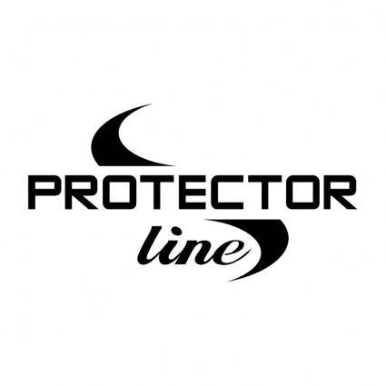 free vector Protector line