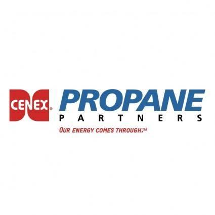 free vector Propane partners
