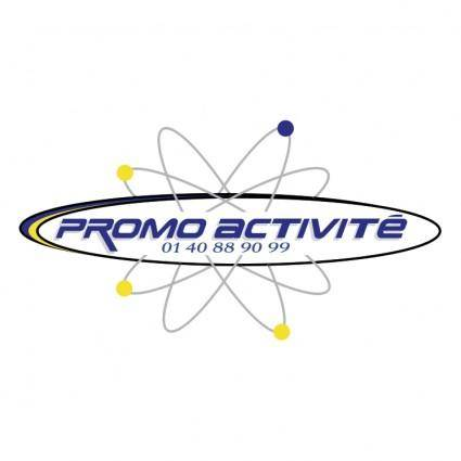Promo activite