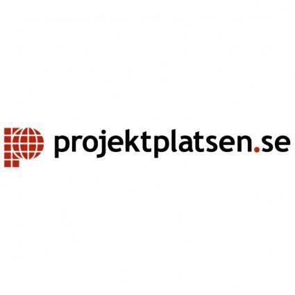 Projektplatsense