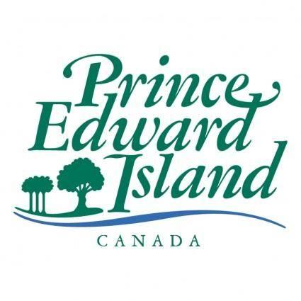 free vector Prince edward island