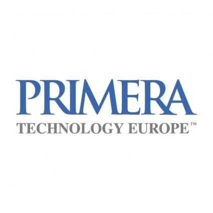 free vector Primera technology europe