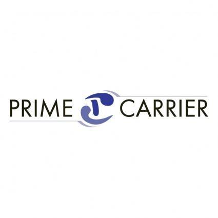 Prime carrier